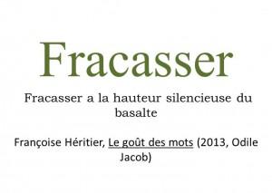 Fracasser