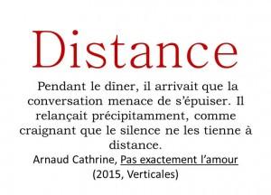 mots Distance
